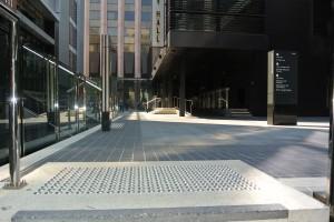 Entrance hall - Aurora Stone
