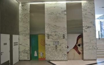 Marble Walls - Aurora Stone