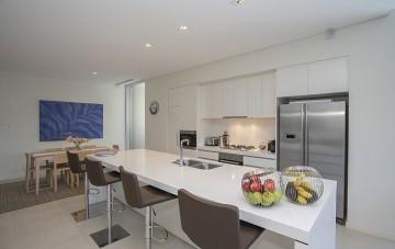 The Leighton Kitchen Benchtop - Aurora Stone