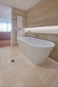Bathroom - Aurora Stone