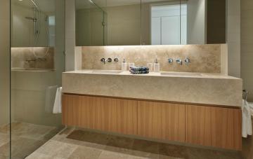 The Leighton Bathroom - Aurora Stone