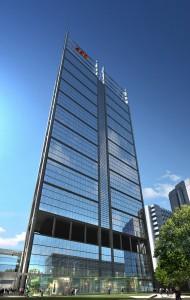 City Square (BHP Building) - Aurora Stone