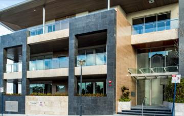 Front building - Aurora Stone