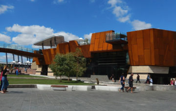 Yagan Square Northbridge