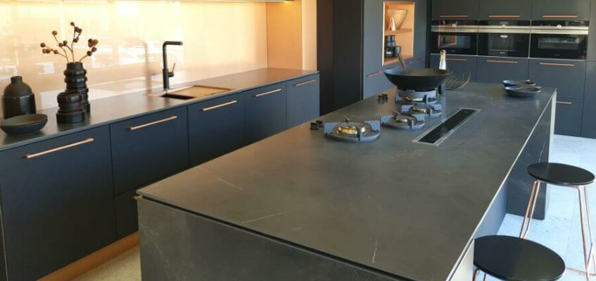 Porcelain Kitchen Benchtop by Aurora Stone