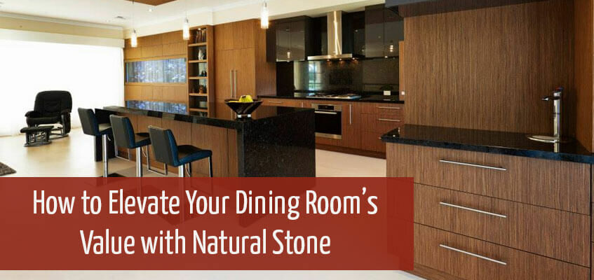 Natural Stone Benchtops by Aurora Stone