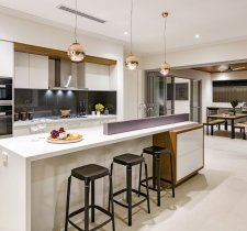 Engineered Stone Kitchen