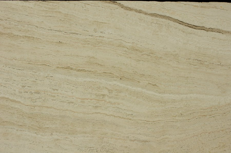 White Travertine Cream Vein-Aurora Stone