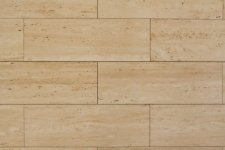 Travertine Walls by Aurora Stone
